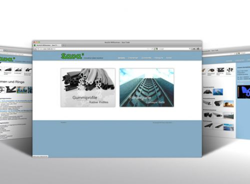Redesign des Webauftritts sava-trade.de