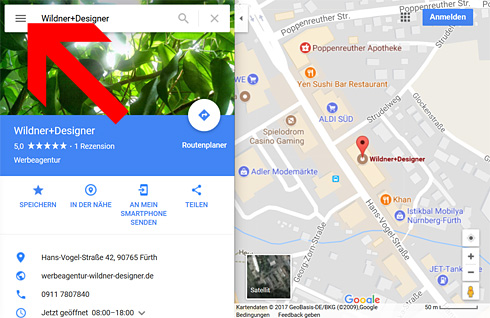 Blog – Tipps, Tools & Toys – Google Maps rechtssicher auf ... Google Maps And Pictures on